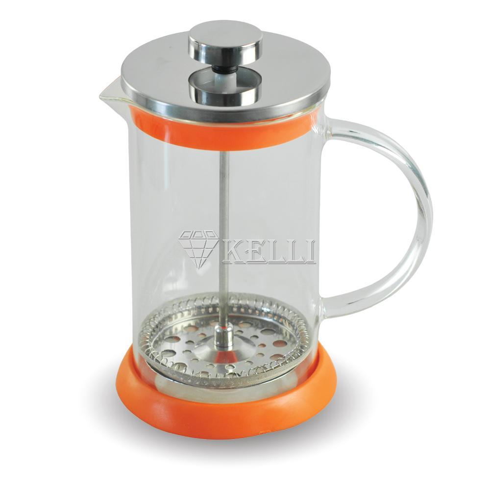 Френч-пресс для заваривания чая/кофе apollo quot;modernquot; 600мл